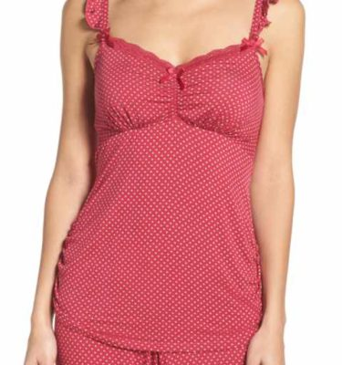 Cake Maternity Camisole Nursing Red