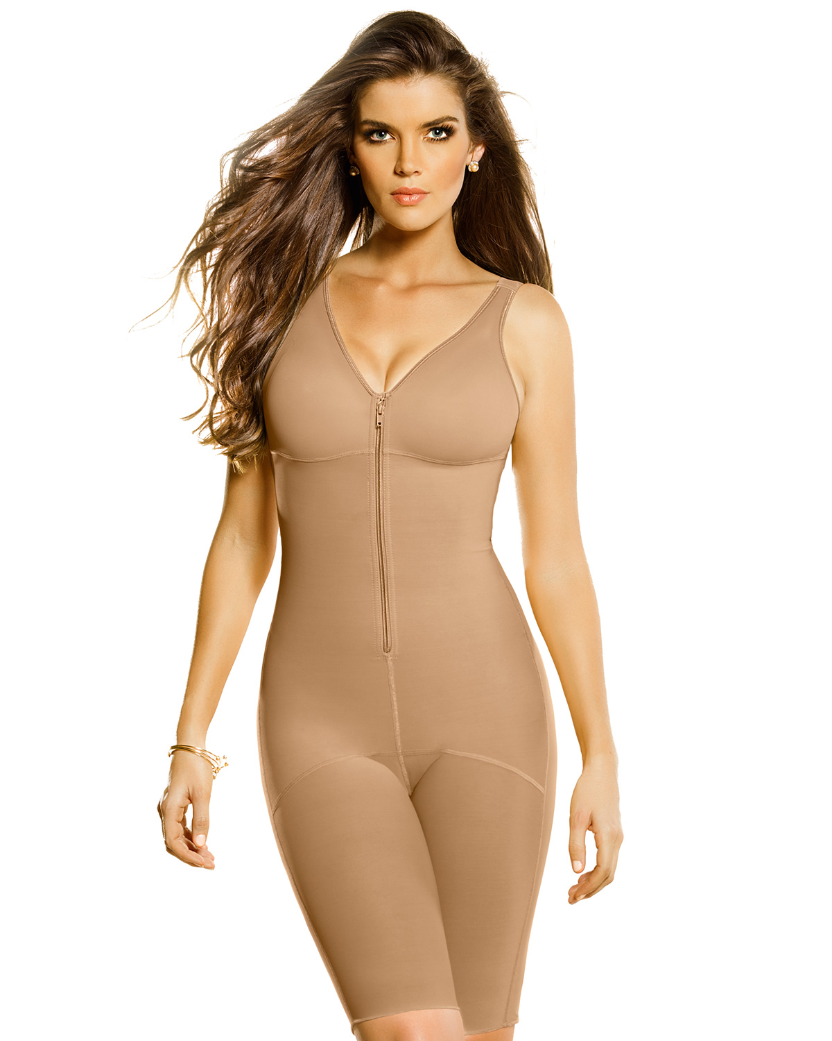 Leonisa Full Bodysuite Shaper