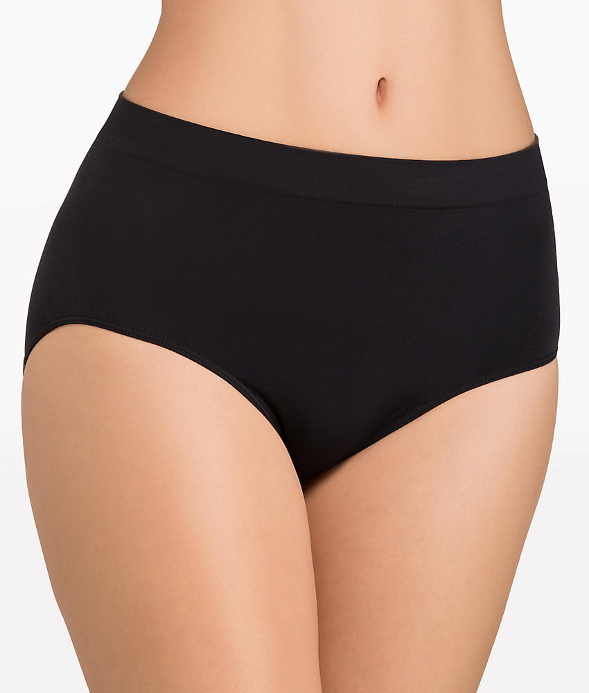 Wacoal B-Smooth Brief Panty - Black