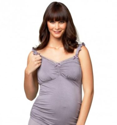 Cake Maternity Camisole Nursing Apple Crumble