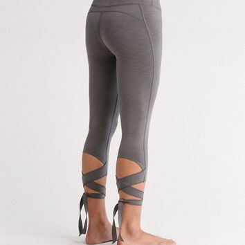 Manduka Legging Flux Thunder