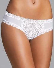 Natori Feathers Hipster Panty - White