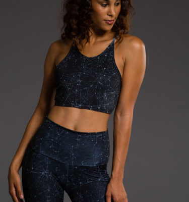 Onzie Yoga Pant & Bra Night Sky