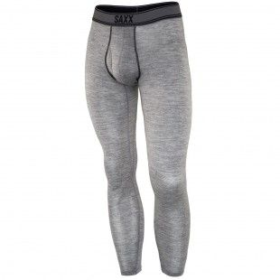 Saxx Modern Fit Boxer Long John - Grey